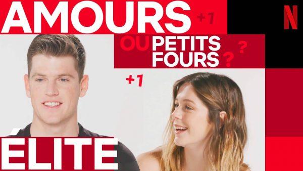 on a teste le francais des acteurs de elite saison 4 amour ou petits fours netflix france youtube thumbnail 600x338 - Élite