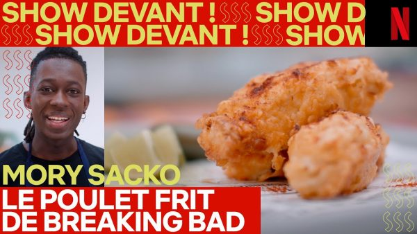 recette le poulet frit de breaking bad show devant netflix france youtube thumbnail 600x338 - Breaking Bad