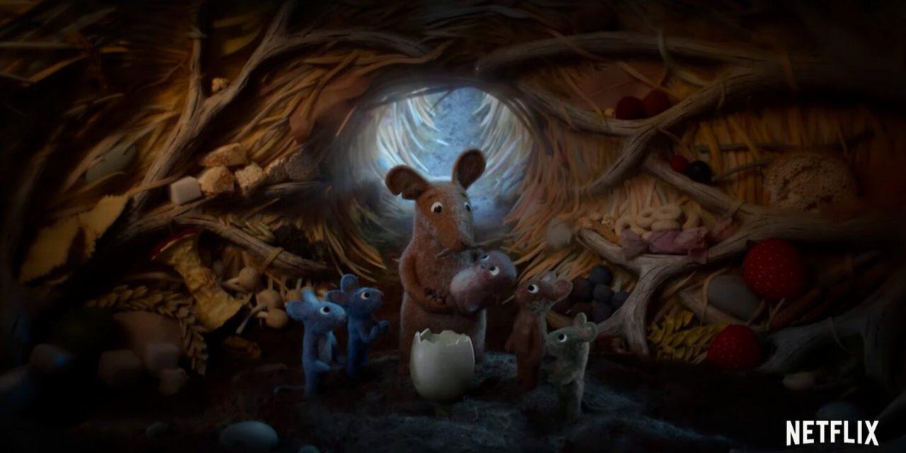 Ruby tombée du nid : découvrez les premières images du film d'animation de Noël signé Netflix