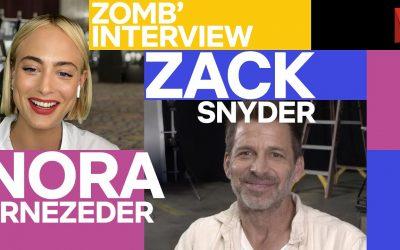 zombinterview zack snyder nora arnezeder netflix france youtube thumbnail 400x250 - Vidéos