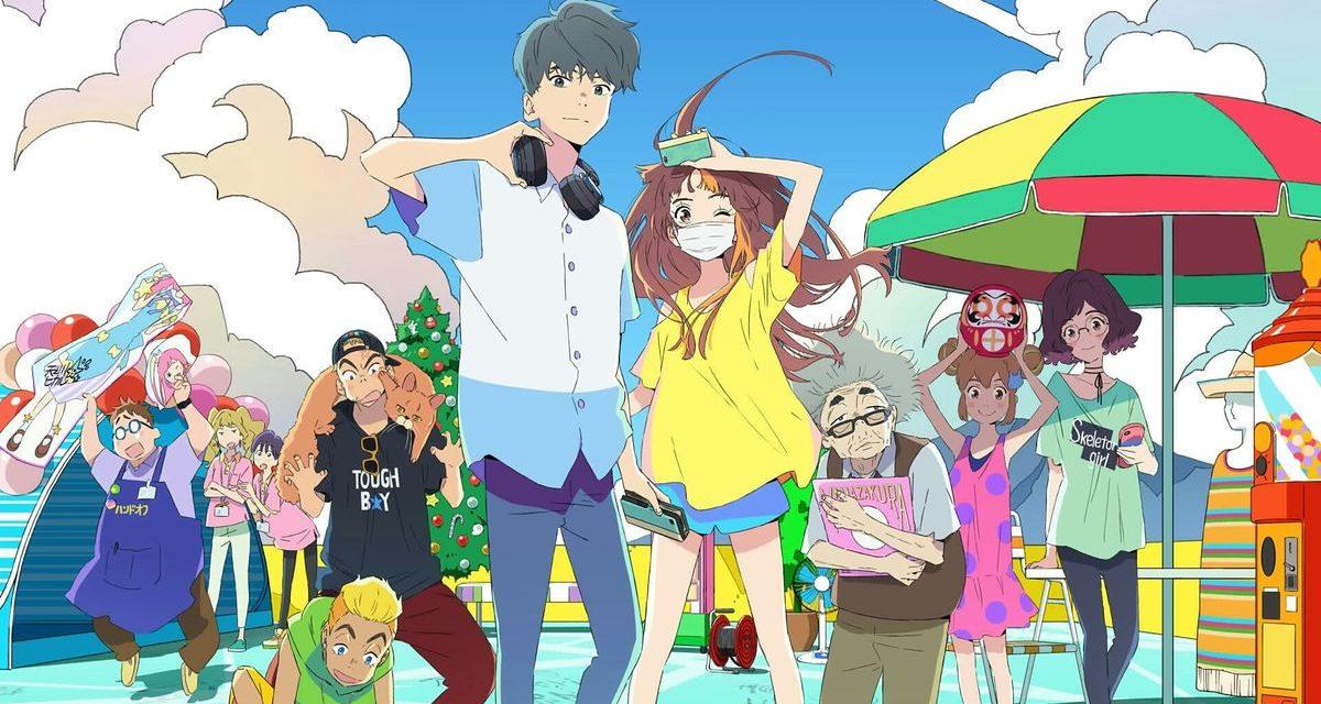 Nos mots comme des bulles : un anime à découvrir à partir du 22 juillet sur Netflix [+Avis]