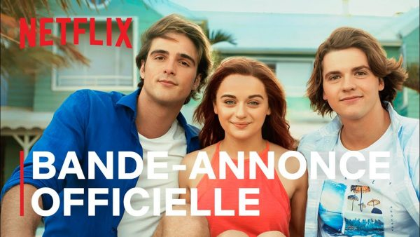 the kissing booth 3 bande annonce officielle vf netflix france youtube thumbnail 600x338 - The Kissing Booth