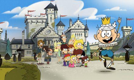 Bienvenue chez les LOUD, le film : vie de château et vacances de folie pour la famille Loud (disponible sur Netflix)