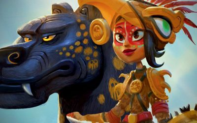 Maya, princesse guerrière : une aventure animée à découvrir cet automne sur Netflix