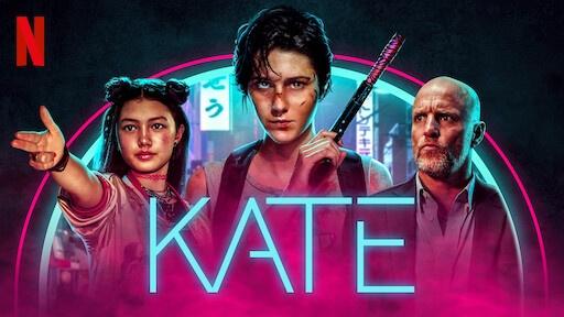 Kate : que pensent les internautes du nouveau film badass Netflix ? (Avis)