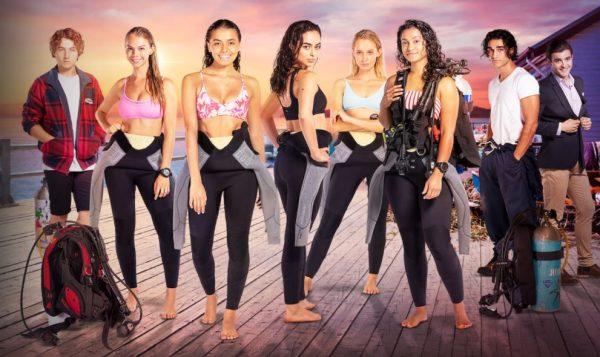le club de plongée netflix 600x357 - Le club de plongée : c'est quoi ce nouveau teen-drama signé Netflix ? [Casting, Saison 2, etc.]
