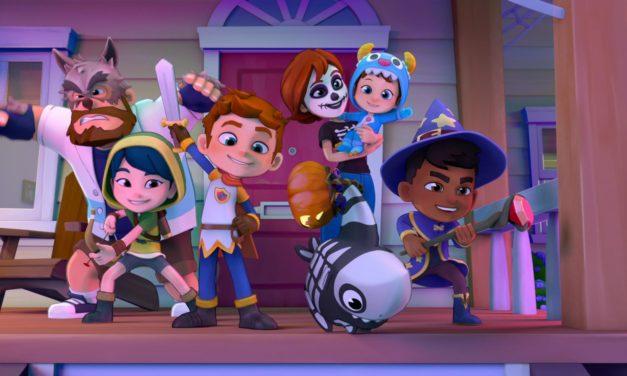 Netflix ajoute 4 nouveaux programmes spécial Kids pour fêter Halloween en toute tranquillité (Sélection enfants)