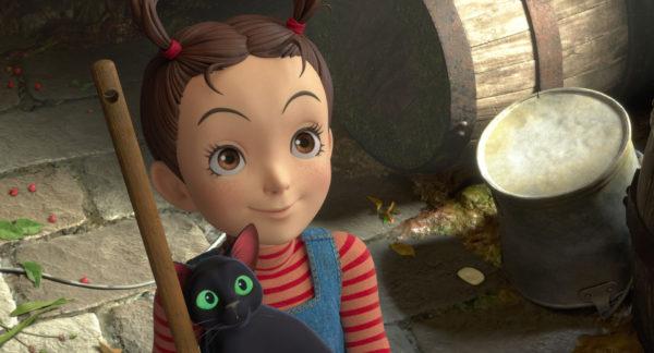 aya et la sorciere netflix 600x324 - Aya et la sorcière : le nouveau film Ghibli passera directement par la case Netflix (en novembre 2021)