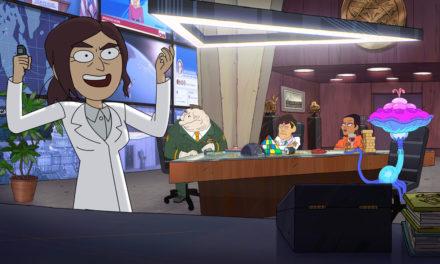 Inside Job : les théories complotistes passées à la moulinette dans la nouvelle série d'animation satirique Netflix ! (Avis)