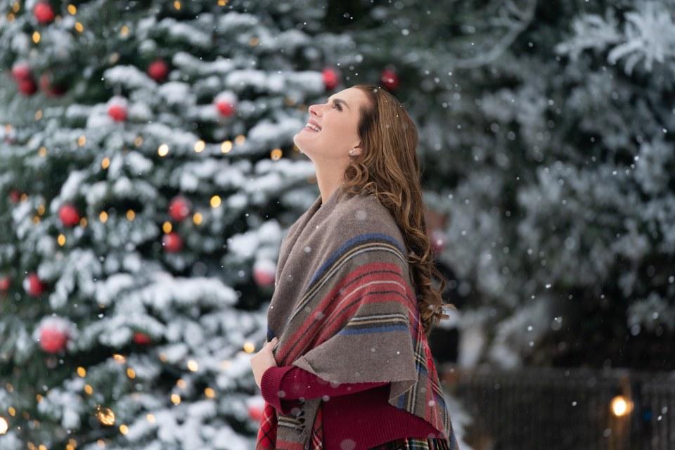 un chateau pour noel netflix - En novembre, faites le plein de comédies romantiques de Noël sur Netflix (Sorties 2021)